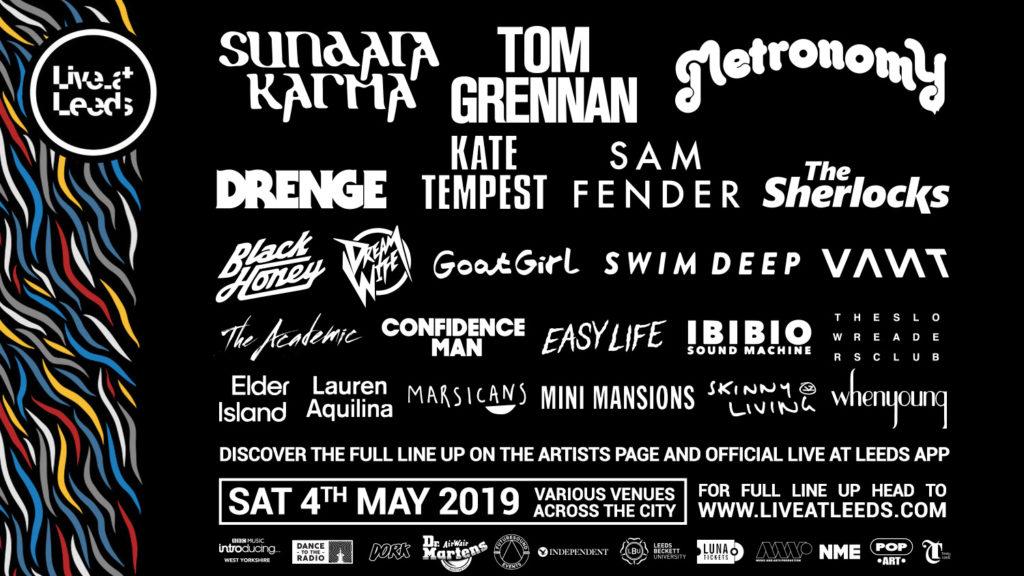 Live at Leeds lineup